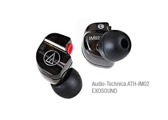Audio-Technica In Ears IM-02