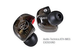 Audio-Technica In Ears IM-03