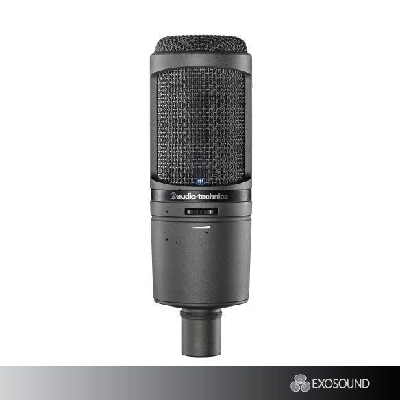 Audio_technica Argentina EXOSOUND Sonido Profesional  at2020usbi_1_sq