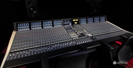Consola SSL Solid State Logic Duality EXOSOUND Argentina 2