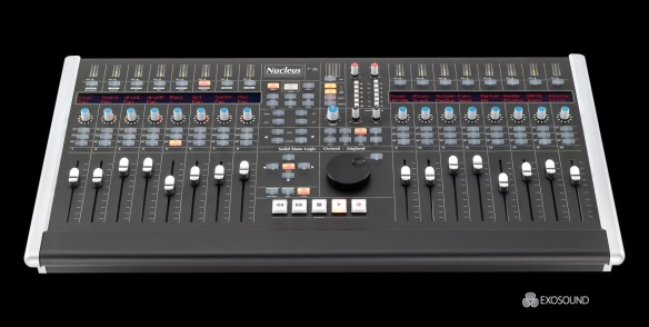Consola SSL Solid State Logic Nucleus EXOSOUND Argentina 1