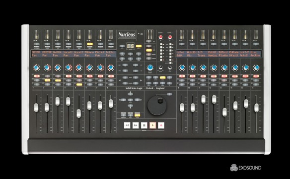 Consola SSL Solid State Logic Nucleus EXOSOUND Argentina 6.jpg